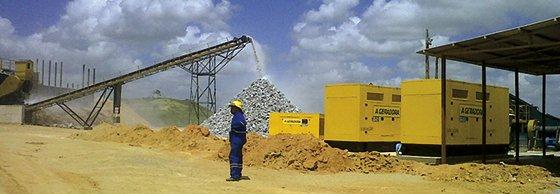 Equipamentos de Mineração