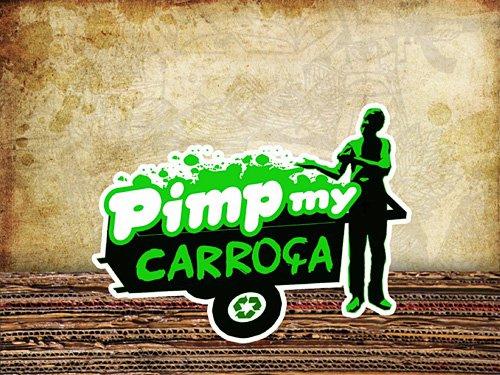 Energia no Projeto Pimp my carroça