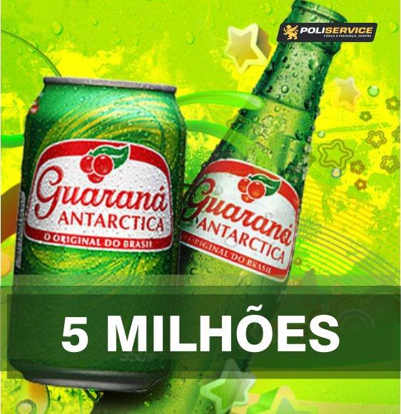 Guaraná 5 Milhões de Fãs