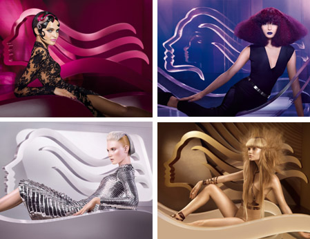 Trend Vision Wella Awards 2012