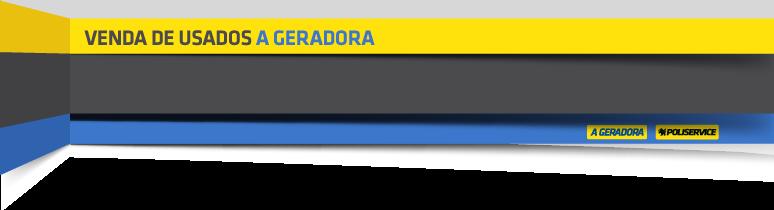 A Geradora investe na venda de Equipamentos Usados