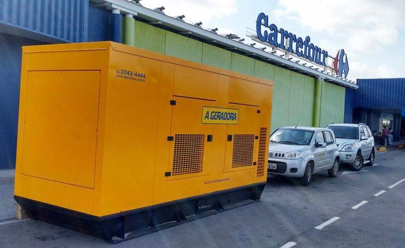 Gerador Carrefour