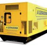 Gerador de Energia 170kva a 500kva