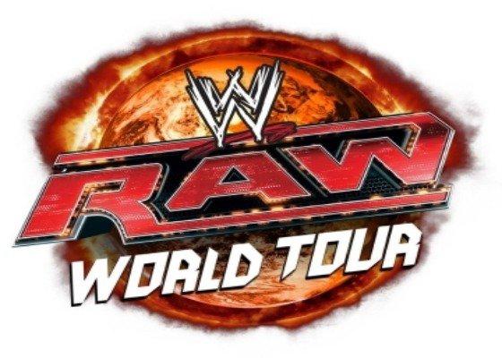 Raw Worl Tour  2012