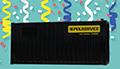 A Geradora-Poliservice é fornecedora oficial do camarote Brahma