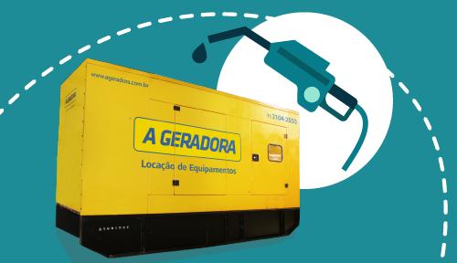 605c9fb3672 Saiba Quanto Consome um Gerador à Diesel - A Geradora