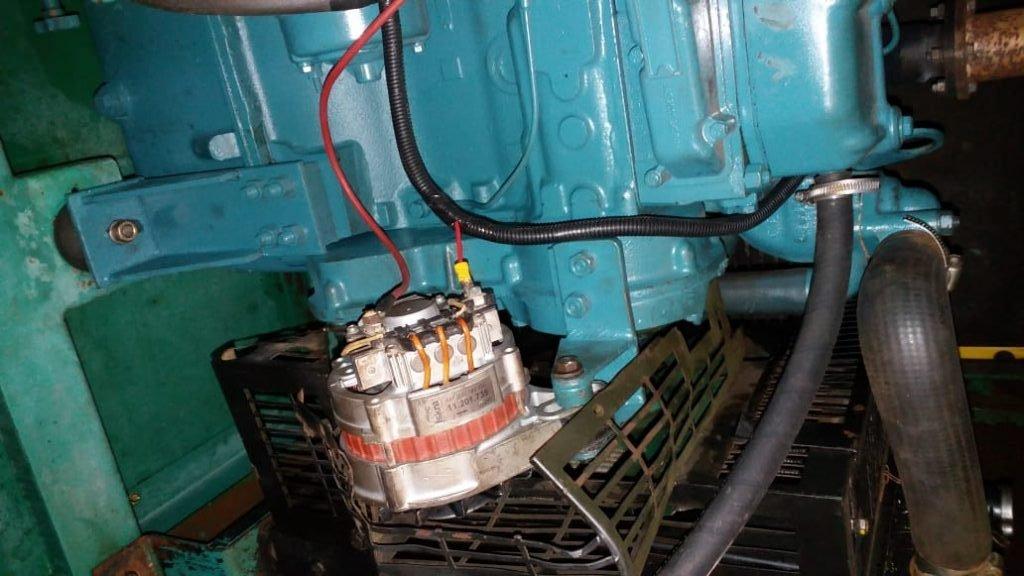 GERADOR DE ENERGIA 0025 KVA