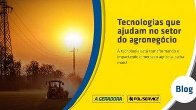 tecnologia no setor do agronegócio