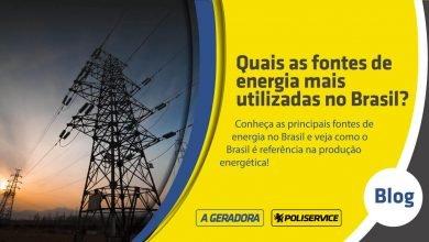 fontes de energia no Brasil