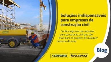 soluções necessárias para construção civil